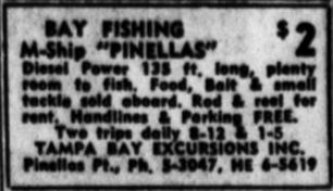 Bay Fishing Pinellas Ad