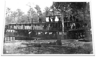 Steamer Cumberland