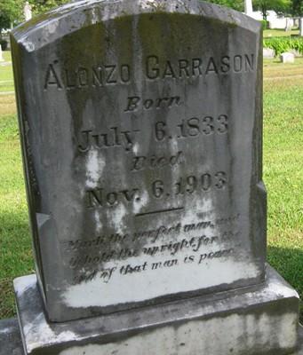 Capt. Alonzo Garrason