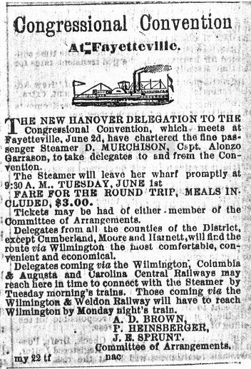 Wilmington May 30, 1880
