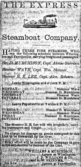 Wilmington Star - February 9, 1873