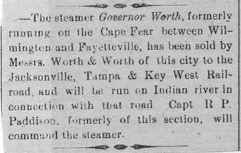 Wilmington Star - April 23, 1886