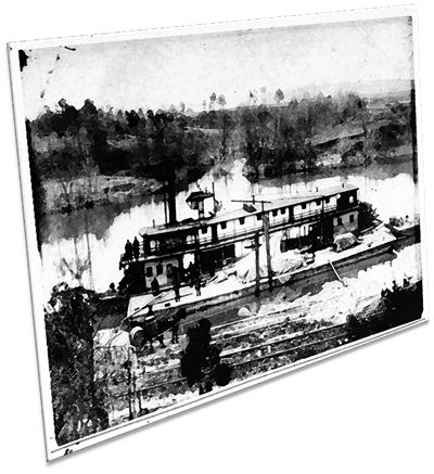 Steamer Cape Fear at Landing