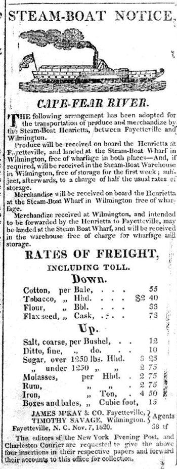 Steamboat Henrietta Notice FO11221820