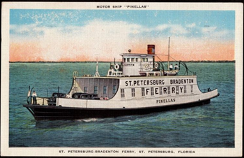 Bee Line Ferry- Pinellas (nee Wilmington)