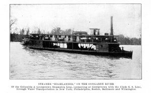 Steamer HIGHLANDER