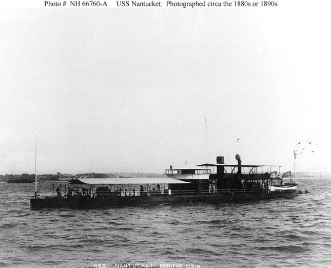 USS Nantucket (Monitor Class)